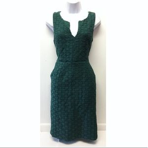 Anthropologie | Tabitha Green Low Cut Weave Dress